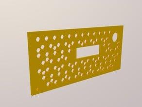 FOND BOITE LCD pour SMARTCUB3D