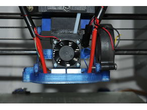 E3D Part cooling Single and Dual fan
