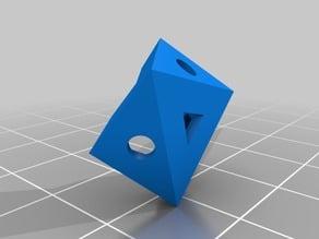 Ultim8x8 Cube Corner Bracket