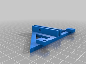 Anet A8: Top Frame Stabilizing Bracket