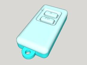 Replacement remote control box for Ecostar RSE2