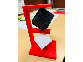 Dual Cube Spinner