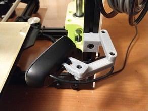Logitech C270 Webcam Mount 8020