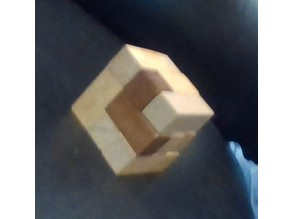 Wooden Puzzle 7 piece