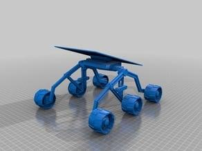 3DBear Mars 3Dprinter - a Mobile Mars Printer remix