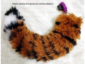 Cudatox's Animatronic Tail