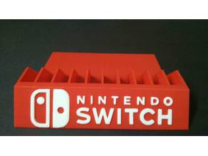 Nintendo Switch Game Case Holder Light Lighter