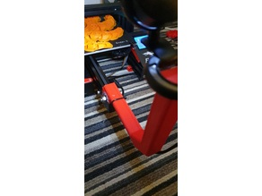 Ender 3 Y axis cover with webcam stand