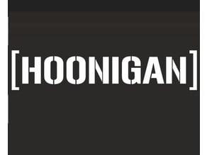 Hoonigan Stencil