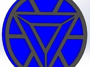 Marvel - ironman logo
