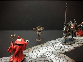 Delving Decor: Roadside Signpost (28mm/Heroic scale)