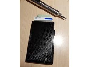 Slim Ejector Card Wallet