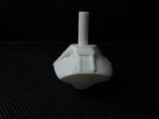 Spaceship Dreidel