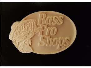 Bass Pro Shops 3D Logo