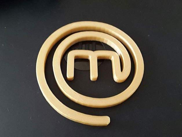 masterchef logo by turbostar