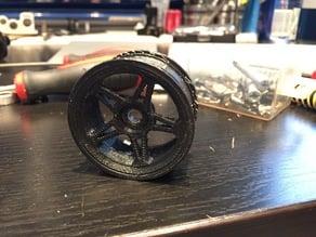 1:10 RC Wheel Type 2