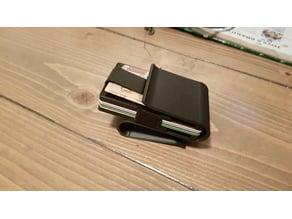 Minimal Wallet Visor Clip
