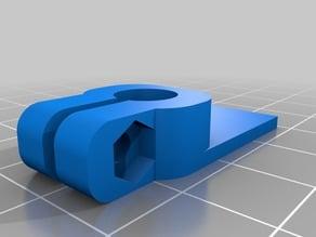 Y-Flag 8mm for Hypercube Evolution NedalLive Reinforced