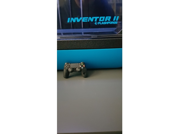 PS4 Controller Keyring by Kyspace