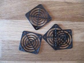 40mm fan grill