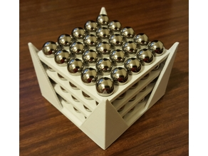 Marbles - Ball Bearings Holder - Parametric