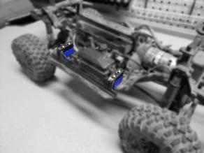 """TRX4 Rock Slider Spacer 1/2"""""""