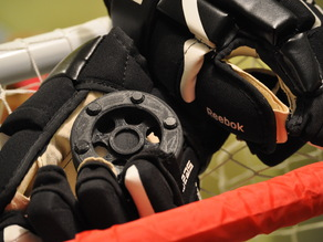 roller hockey puck