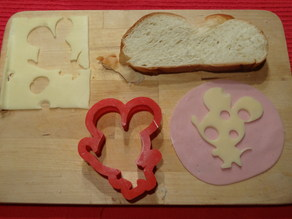 Cookie Cutter: Mouse