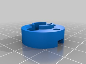 Lead Nut Adapter for Prusa i3 Clone