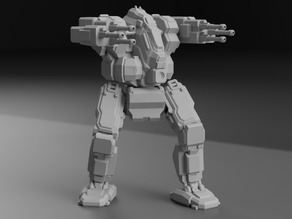 "BJ-A Blackjack ""Arrow"" for Battletech"