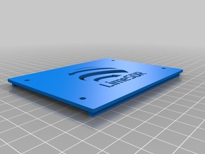 Case for LIMESDR PCB
