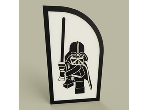 StarWars - Darth Vader - Lego StarWars