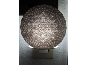 Sacred Geometry Litho