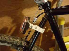 yet another bike light mount