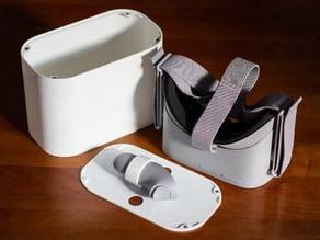 Oculus Go Travel Case Minimal Design