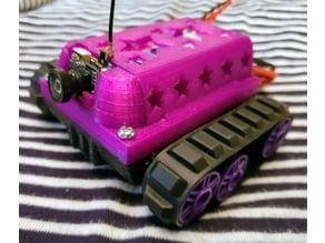 Star Trak - N20 Tiny Trak FPV Crawler Tank