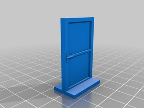 Doors for Lobotomy Board Game