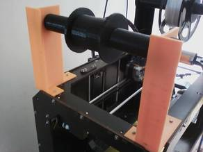 CTC Replicator Overhead Spool Holder