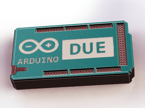 Arduino DUE case