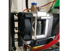 MK8 Extruder Fan spacer