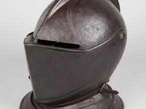 Helmet - 16th Century Italian Armour