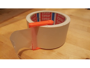 Painters tape cutter