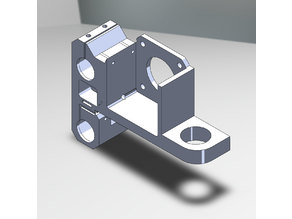Prusa / Anet  Lightweight Carriage with Autolevel