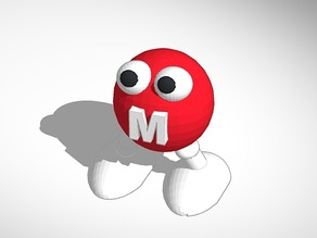M&M Man