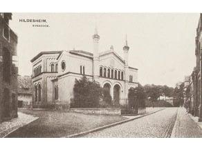Synagoge am Lappenberg Hildesheim