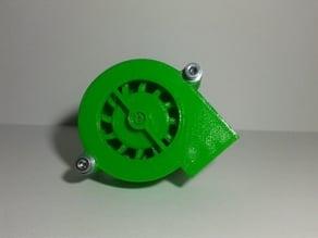 Radial fan / radial air pump