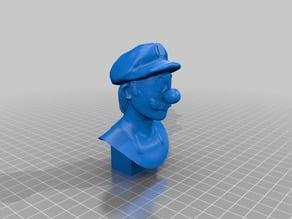 Luigi Bust
