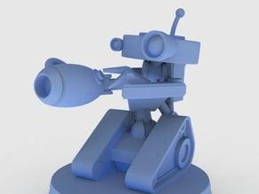 Cute Battle Bot