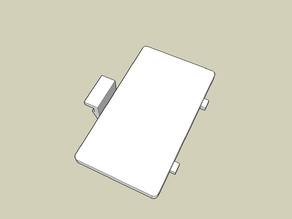 9 volt battery cover for Marshall Amp products