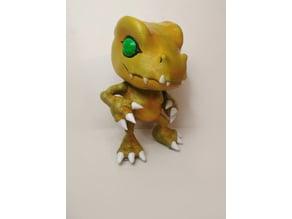 Agumon Digimon